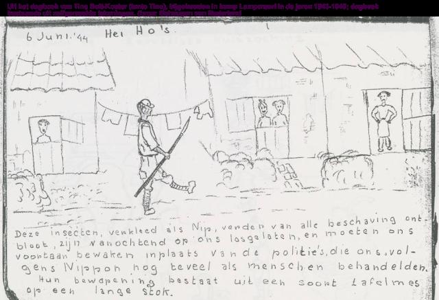 Lampersari_dagboek_Tine Bolt-Koster_fragment6juni1944_966x660